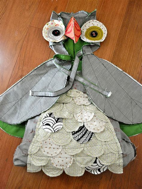Handmade Owl Costume - diy owl costume for handmade