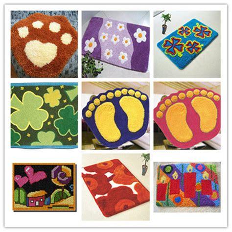 sted latch hook rug kits latch hook kit rug cushion pillow mat diy craft still cross stitch needlework crocheting