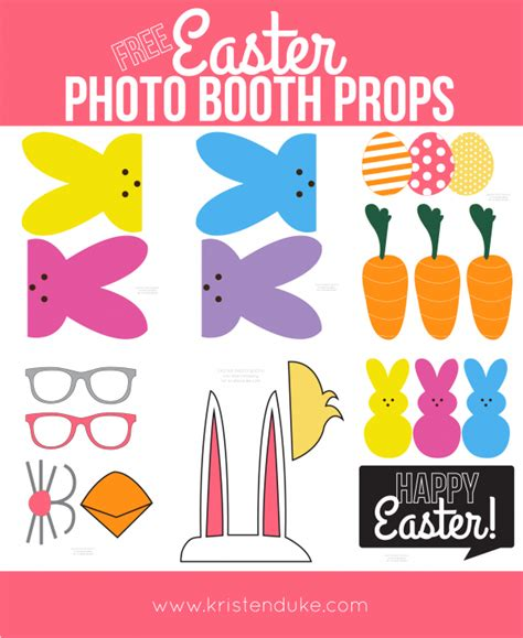 free printable movie photo booth props easter photo booth props free printable kiki company