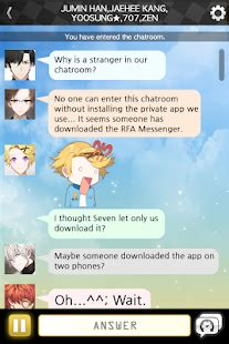 Mystic Messenger V2 Phone 1 mystic messenger apk for blackberry android apk apps for blackberry for bb
