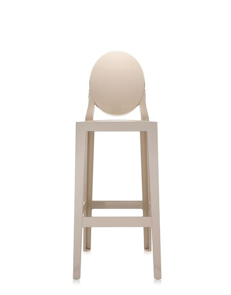 Stool Kartell by Stool Kartell One More Sand H 75 Cm Newformsdesign