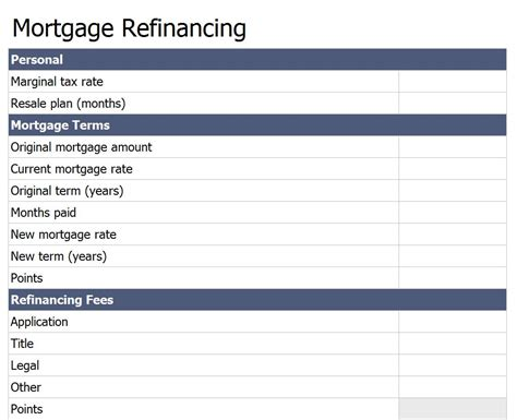 beautiful home loan estimator on free refinance mortgage