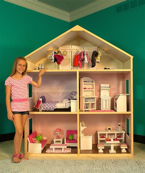 house for american girl doll country french dollhouse
