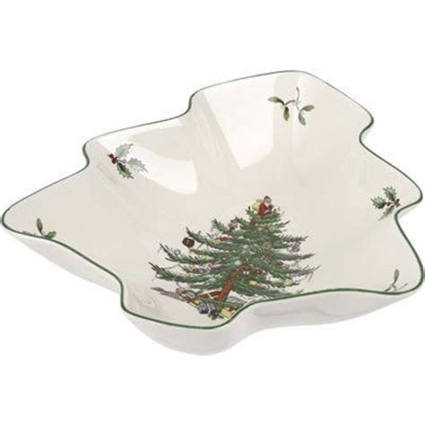spode christmas tree christmas tree dish 20cm louis potts