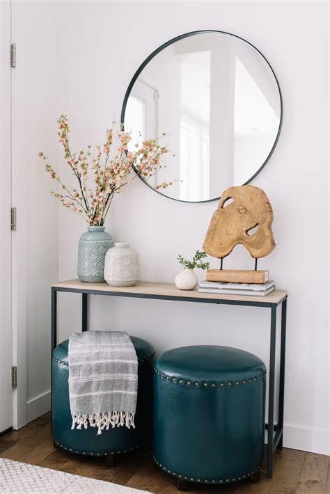 eminent entryway table ideas    aesthetic