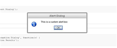 Jquery Tutorial Alert | jquery alert dialog boxes with simple demo 99points
