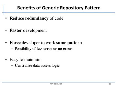 repository pattern unit of work entity framework 6 generic repository pattern with asp net mvc and entity