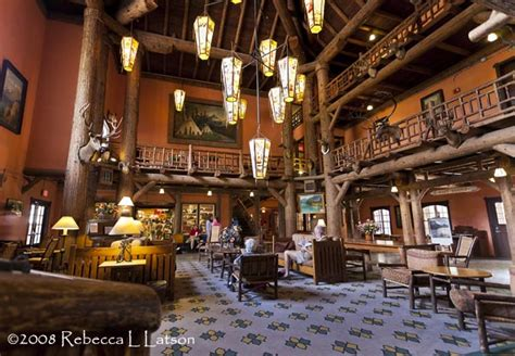 The Ahwahnee Dining Room by Spending Your Nights In The Historic Lodges Of Glacier