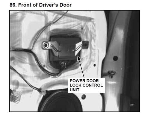 looking for electric window roll up diagram for door
