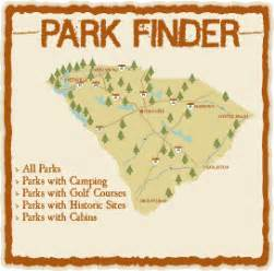 Sc State Parks Map by South Carolina Parks South Carolina Parks Official Site