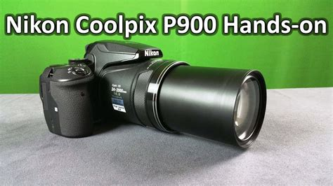 Nikon P900 83x Review by Nikon Coolpix P900 On Review With Real Image And Sles 83x Optical Zoom