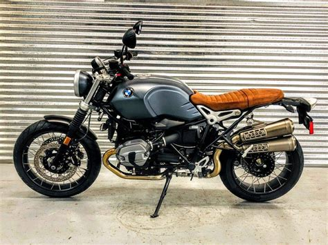 bmw  ninet scrambler  motosiklet sitesi