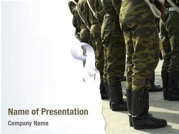 Army Man Powerpoint Templates Army Man Powerpoint Backgrounds Templates For Powerpoint Army Powerpoint Template