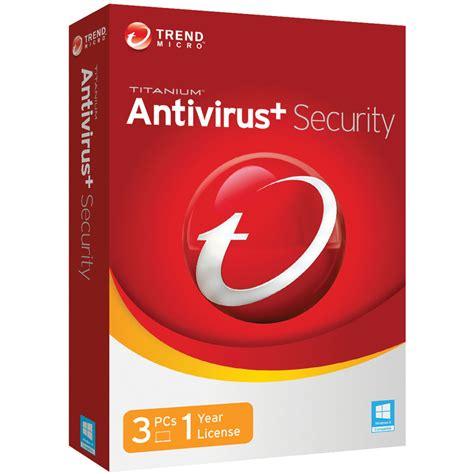 Antivirus Trend Micro trend micro titanium antivirus security 2014
