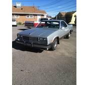 Sell Used 1985 Chevrolet El Camino Conquista Standard Cab