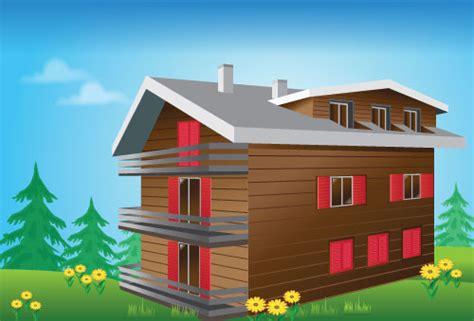 draw house illustrator illustrator tutorial cozy wooden house illustrator