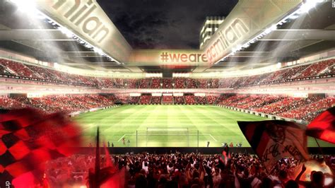 Kaos Ac Milan Ac Milan Edition 04 ac milan unveils grand plans for new stadium cnn
