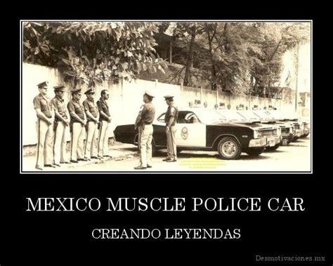 leyendas legends mil 8437624835 mexico muscle police car creando leyendas police army rescue vehicles police