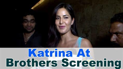 latest bollywood celeb gossip latest bollywood news celeb at brothers screening
