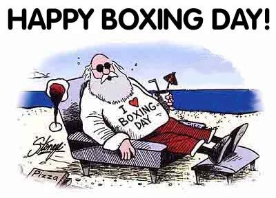 Boxing Day Meme - happy boxing day