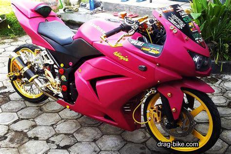 Modifikasi Rr Warna Pink by 59 Motor 250 Modif Jari2 Koleksi Gambar