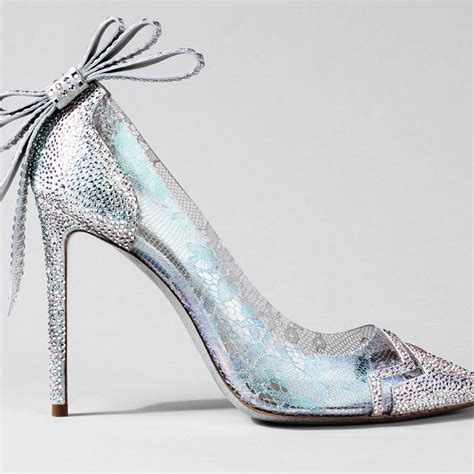 cinderella shoes 9 designers recreate cinderella glass slippers