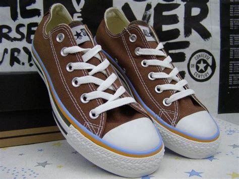 Converse All Low 45 converse chuck all low tops brown