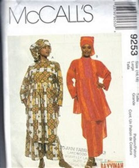 sewing patterns in south africa mccalls 9253 african look separates sewing pattern uncut
