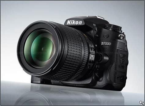 the nikon d7000 has arrived