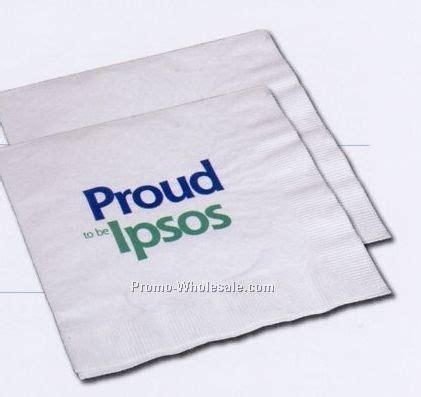 Paseo Napkin Luncheon Plain White 1 ply high volume white luncheon napkin 3 color wholesale china