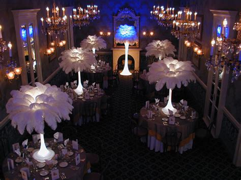 delightful Kitchen Decoration Themes #4: Night+Wedding+Decorations.jpg
