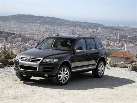 2007 Volkswagen Touareg Photos Informations Articles