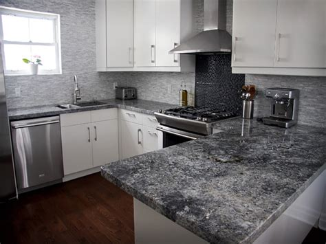 grey kitchen cabinets with white countertops granite countertops backsplash ideas grey white