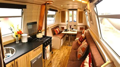 canal boat house apple canal boat tiny house swoon