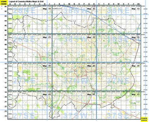 canadian map grid system maps map grid