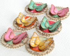 Paper Craft Ideas To Sell - paper craft faves on tags cards and simon