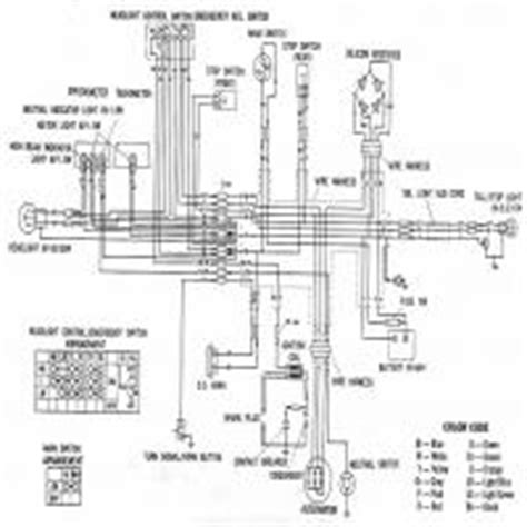 honda xl 185 wiring diagrams honda free engine image for