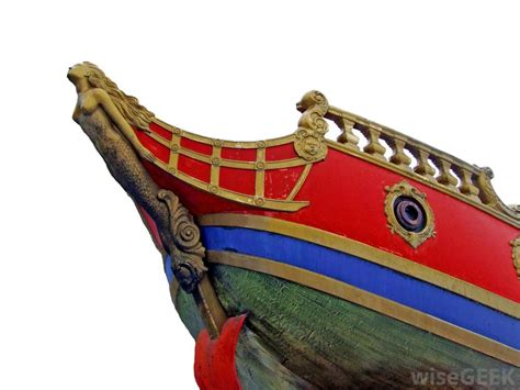 bow of a boat called why are boats called she with pictures