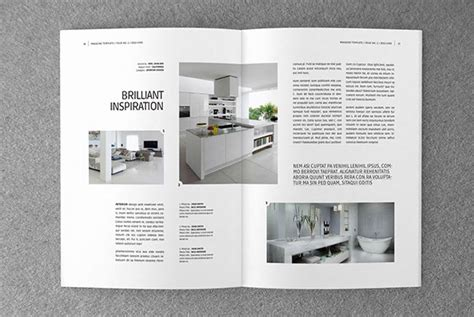 photo layout com clean minimal layout inspiration 01 on behance