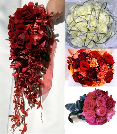 wedding bouquet india indian wedding ideas bouquets for indian brides