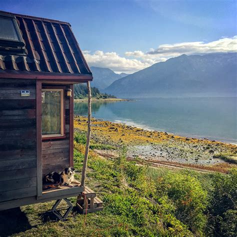 journey house haines oceanfront rv park tiny house giant journey