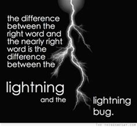 between the lightning bug and the lightning a writers 1000 images about mark twain quotes on pinterest mark