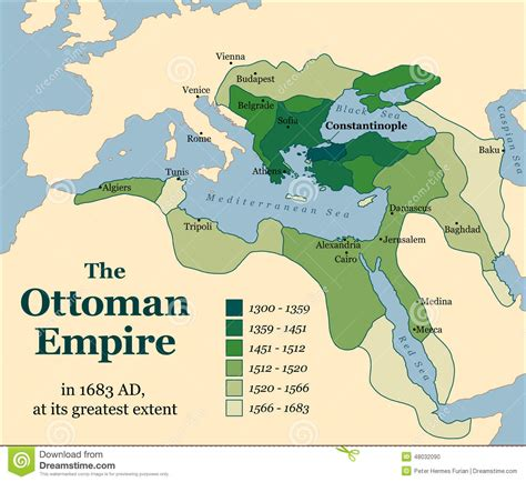 by what means did the early ottomans expand their empire germany s geography germany s human and physical geography