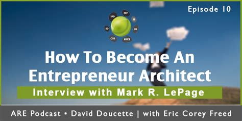 episode 10 how to become an entrepreneur architect podcast