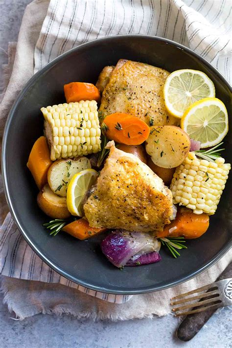 apricot glazed chicken thighs cooking light cooking light cooker chicken thighs