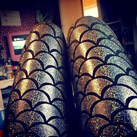 Legging Scales 3 Motif 193 best images about tights n on cat tights mermaid and tights