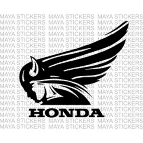 Honda Sticker India by Custom Stickers And Decals For Indian Cars And Suvs India