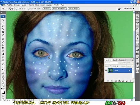 tutorial photoshop cs3 levitasi tutorial photoshop cs3 english na vi avatar makeover