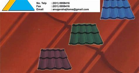 Jual Sho Metal Semarang supplier bahan bangunan jual bahan bangunan jual genteng metal gajah