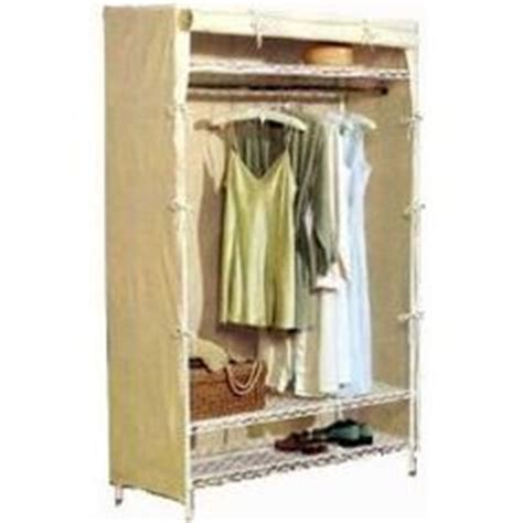 Standing Wardrobe Rack by 1000 Images About Free Standing Closet Rack On